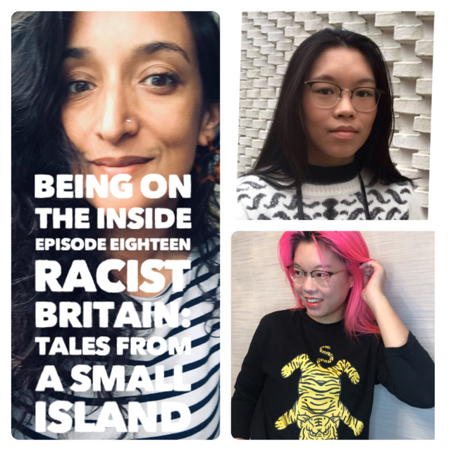 Episode Eighteen: RACIST BRITAIN, Tales From a Small Island show art