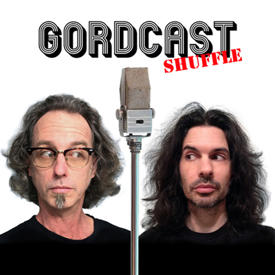 GORDCAST SHUFFLE! - Episode 1