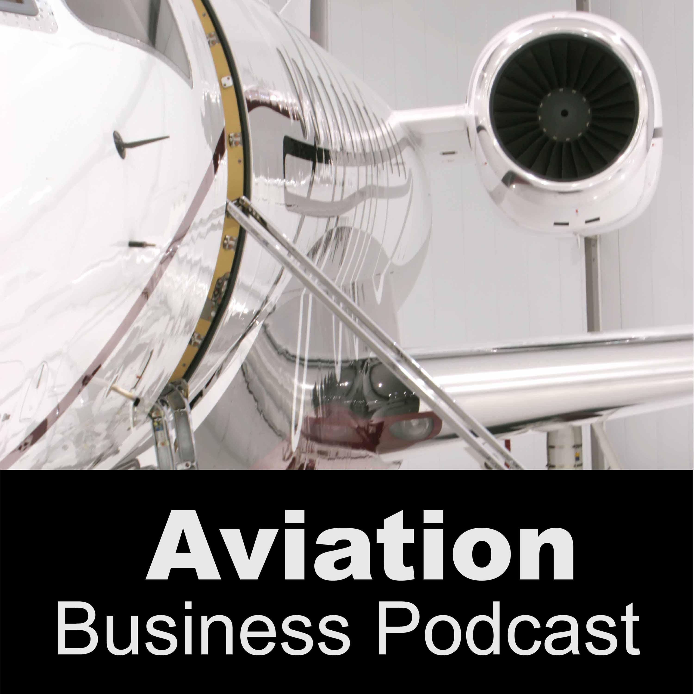 Aviation Business Podcast show art