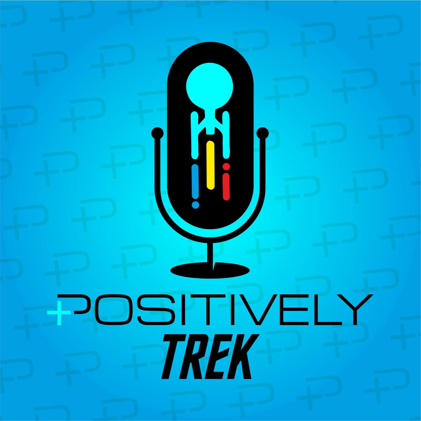 Positively Trek show art