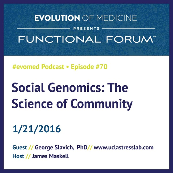 Social Genomics: The Science of Community