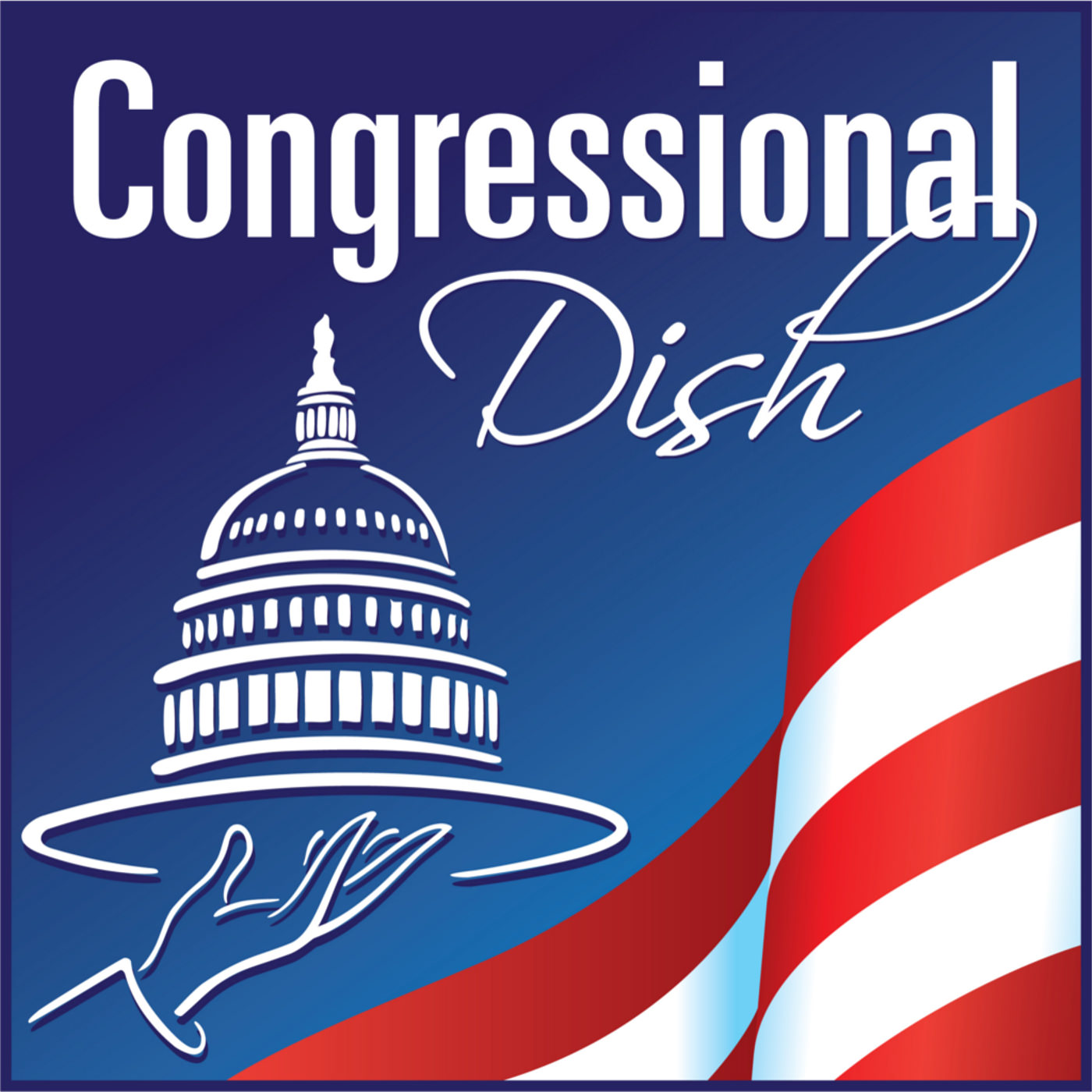 411 iTem 0232 - Jennifer Briney host of the Congressional Dish Podcast