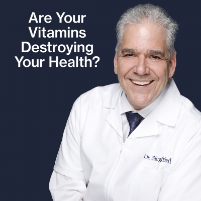 Are Your Vitamins Destroying Your Health? show image