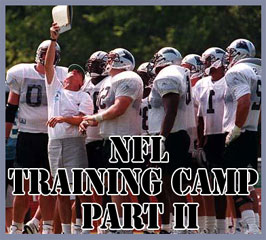 NFL Training Camp Part II