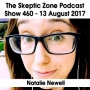 Artwork for The Skeptic Zone #460- 13.Aug.2017