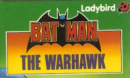 When the Music Stops: Batman - The Warhawk