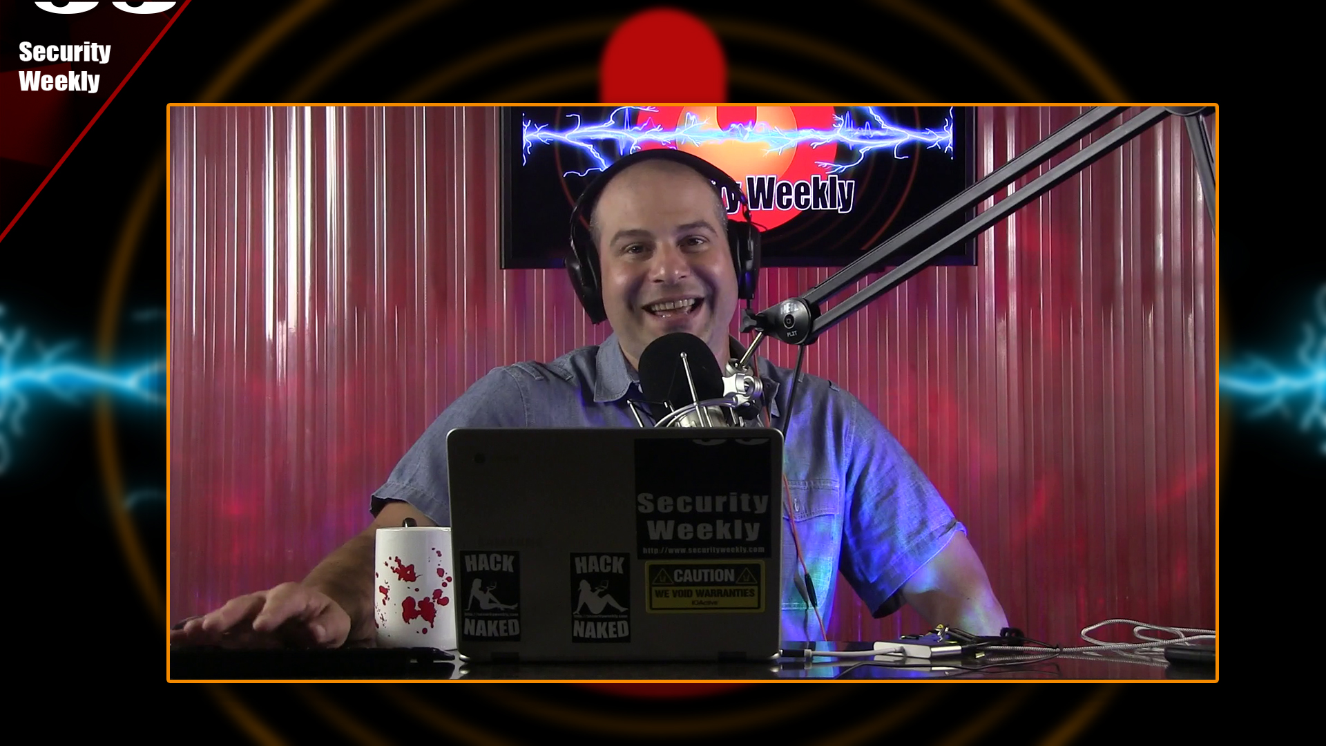 Artwork for News - Startup Security Weekly #47