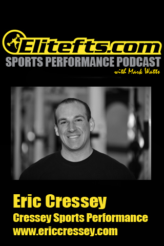 Elitefts SPP: Eric Cressey Interview