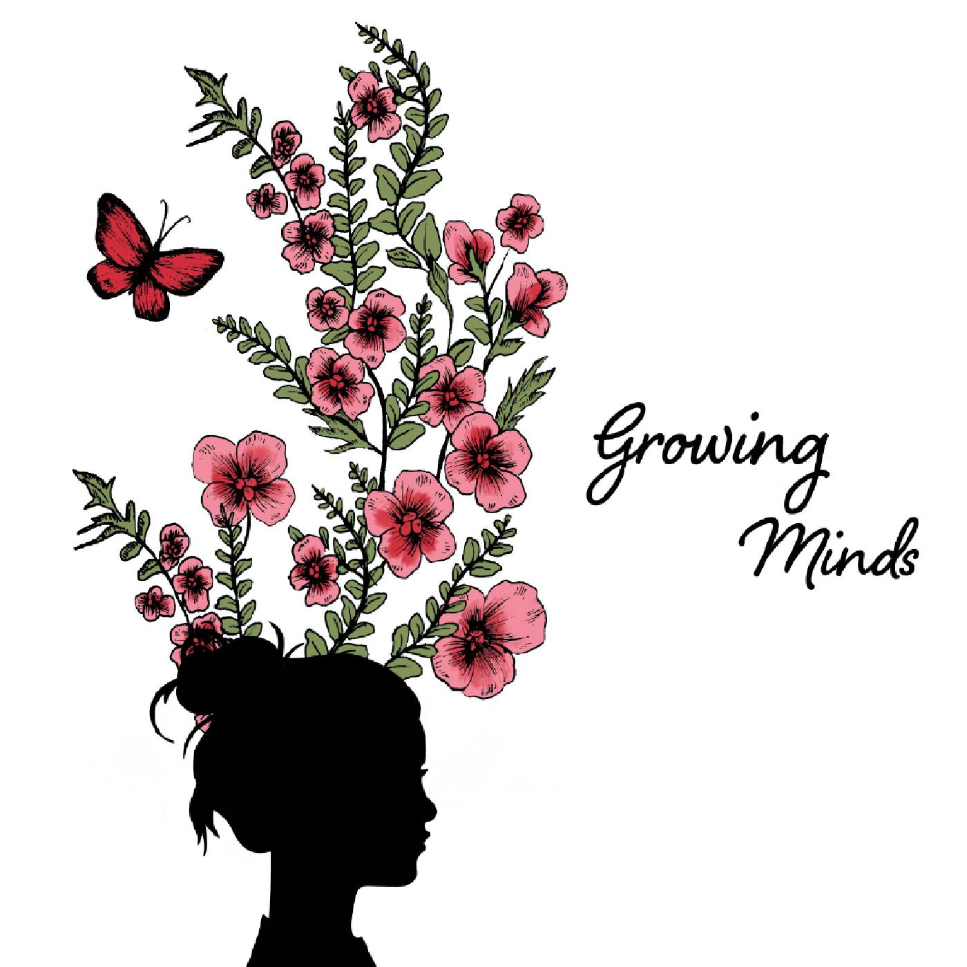 Growing Minds show art