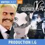 Artwork for UNITEDcast #347 - Producion I.G