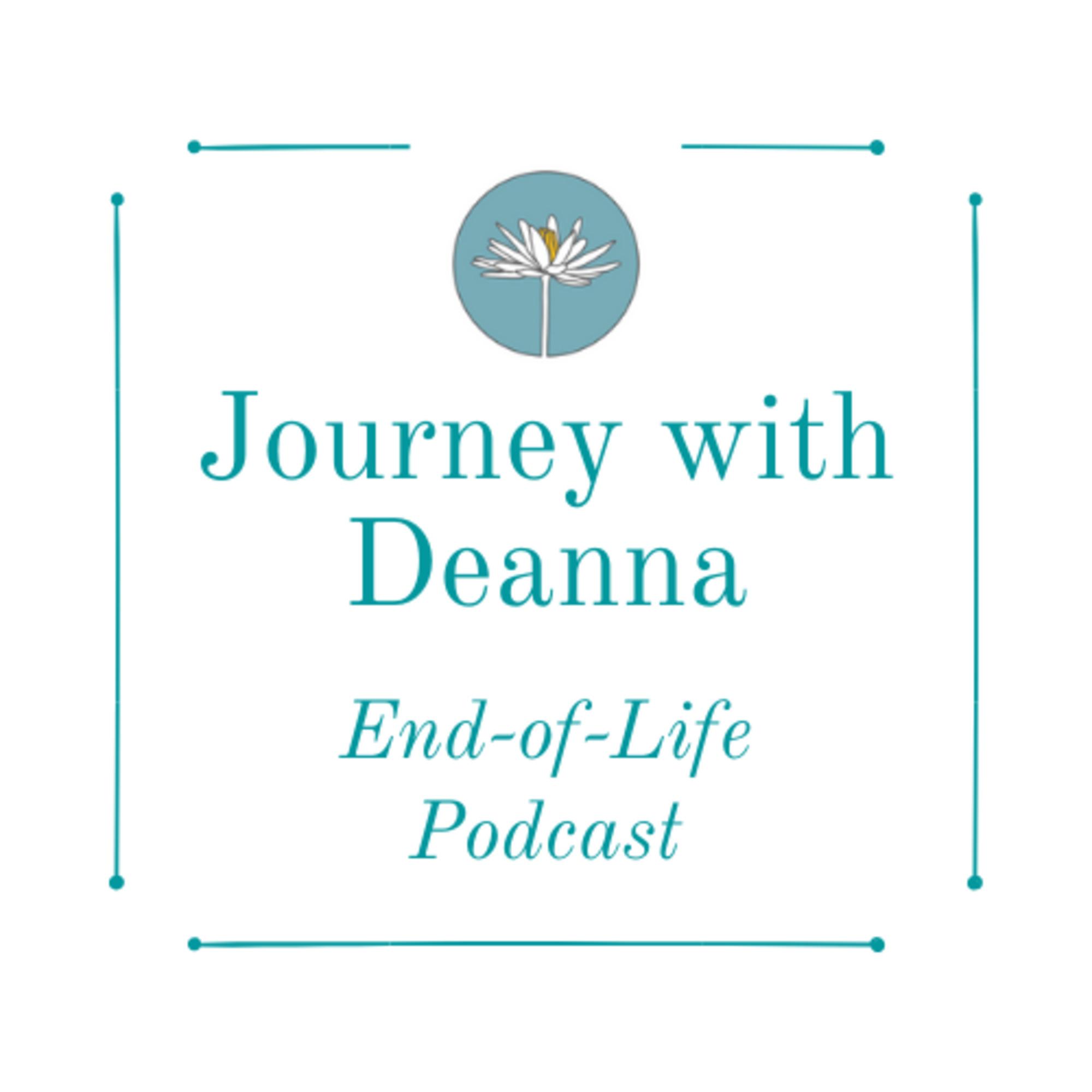 Journey With Deanna show art