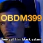 Artwork for OBDM399 - Black Salami