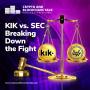 Artwork for KIK vs. SEC - Breaking Down the Fight #46