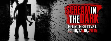 Episode 116 -  Interview with Scream in the Dark Film Festival at Crypticon