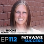 Artwork for 112: Passive Income with Turnkey Real Estate Investments - Ali Boone