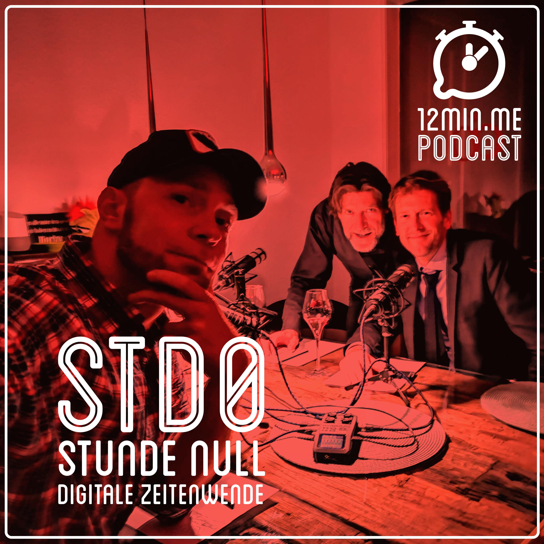 Stunde Null - Digitale Zeitenwende Podcast show art