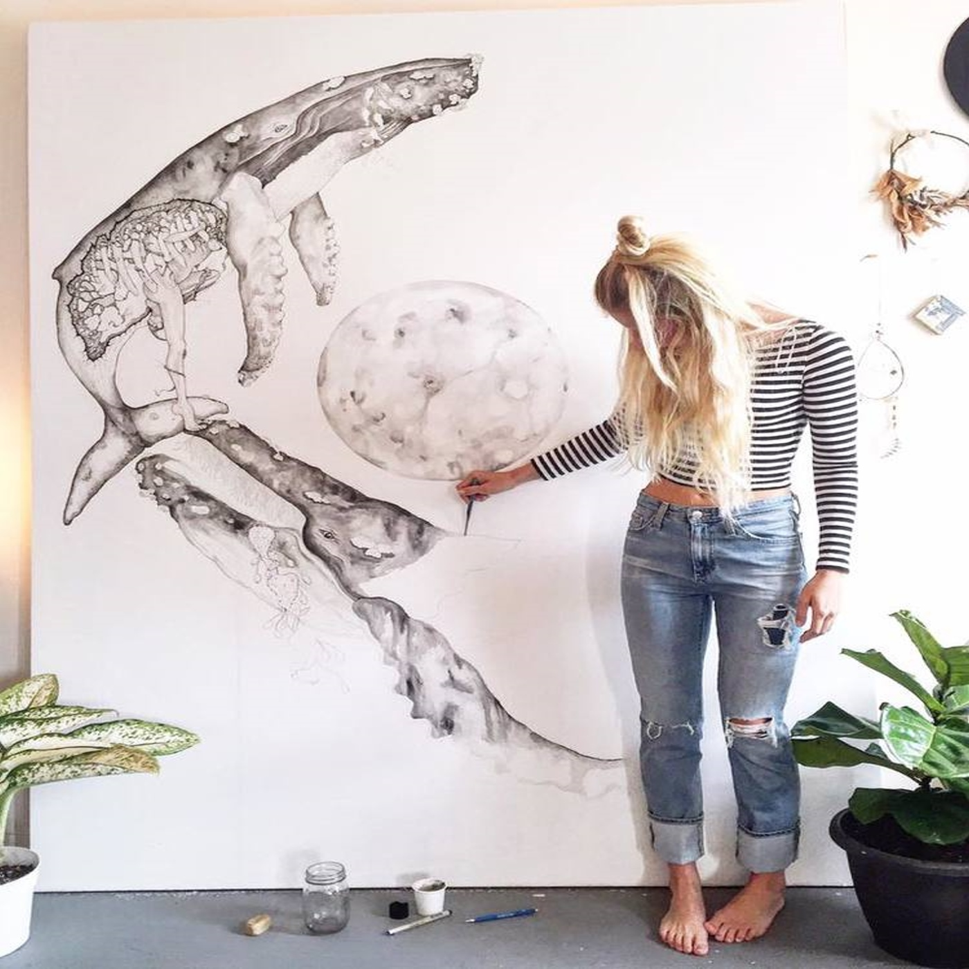 Ep. 2 Marissa Quinn: Nature's Narratives in Pen and Ink