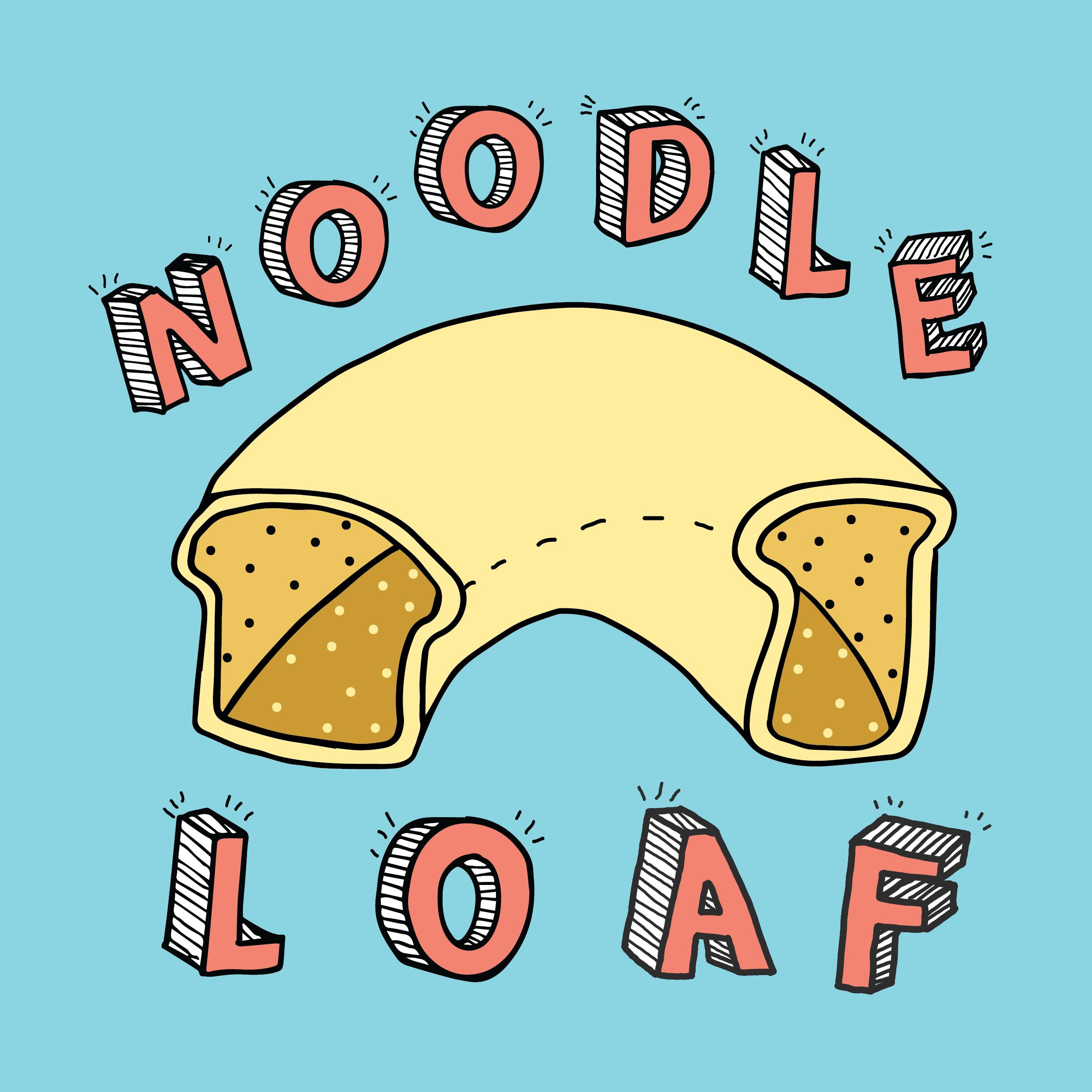 Noodle Loaf - Music Education Podcast for Kids show art