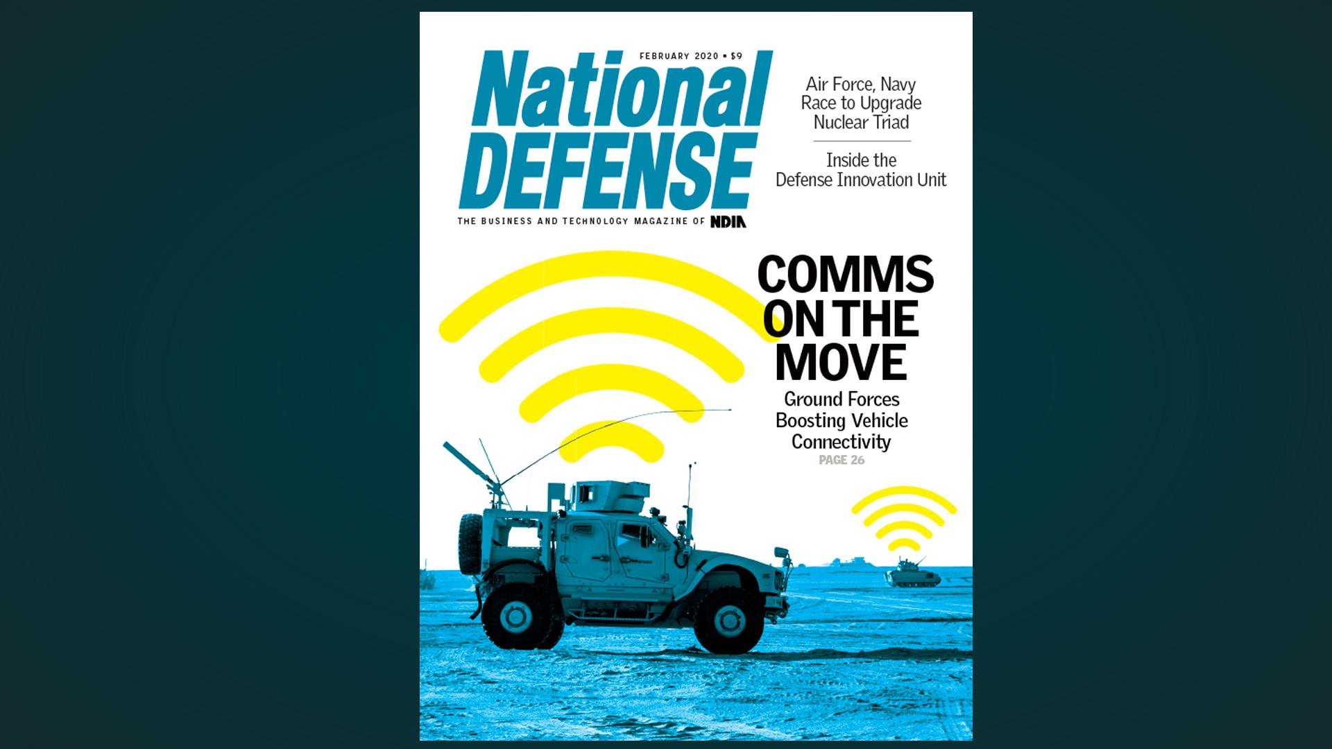 National Defense Magazine: September 2019 - Sixth-Generation
