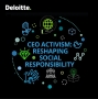 Artwork for CEO activism: Reshaping social responsibility