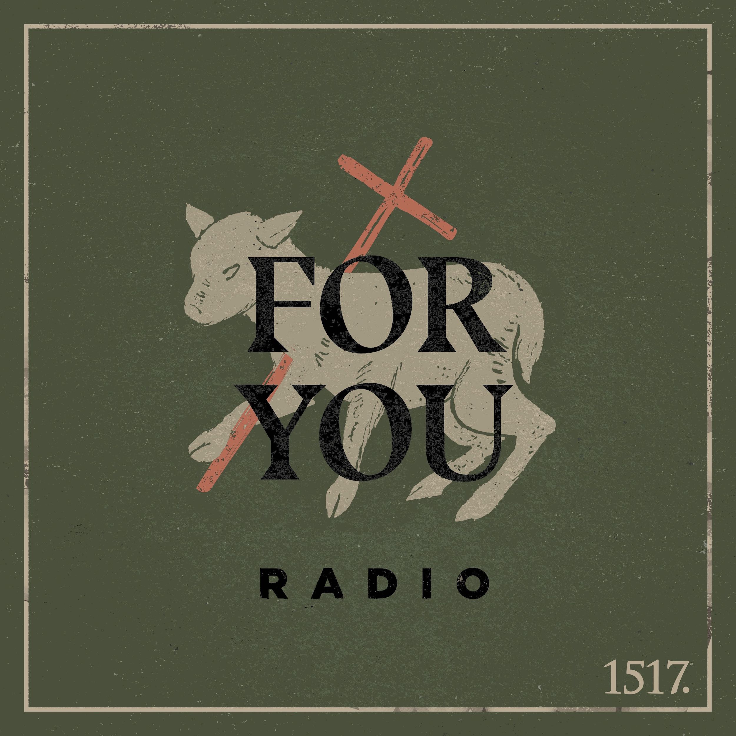 For You Radio show art