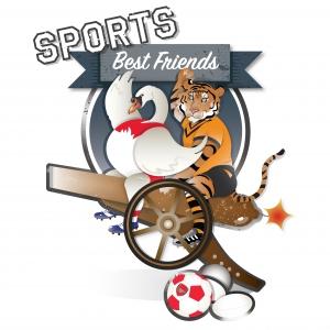 Sports Best Friends: Stories