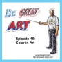 Artwork for Episode 46: Color in Art