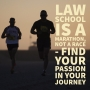 Artwork for Law School is a Marathon, not a Race - Find Your Passion in Your Journey