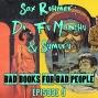 Artwork for Episode 9: Sax Rohmer Double Feature - Fu Manchu and Sumuru