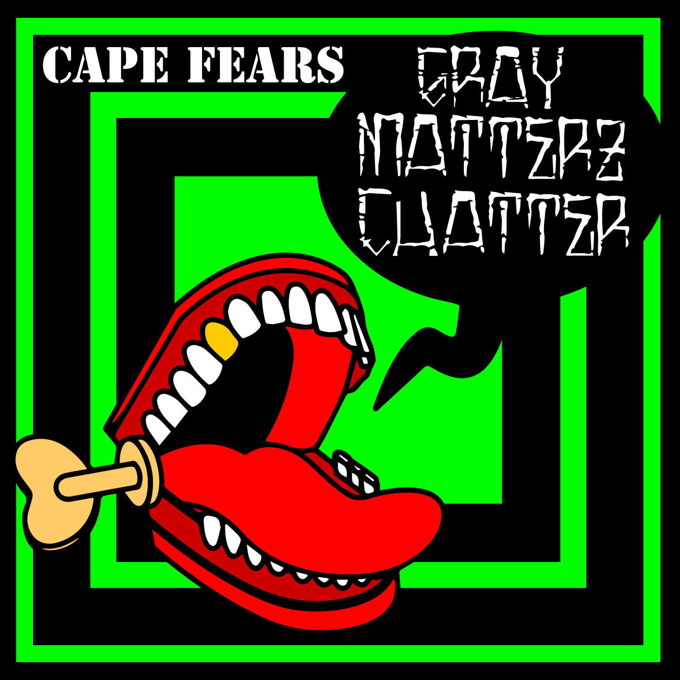 GrayMatterzChatter podcast show art