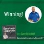 Artwork for Winning! with Gary Brackett