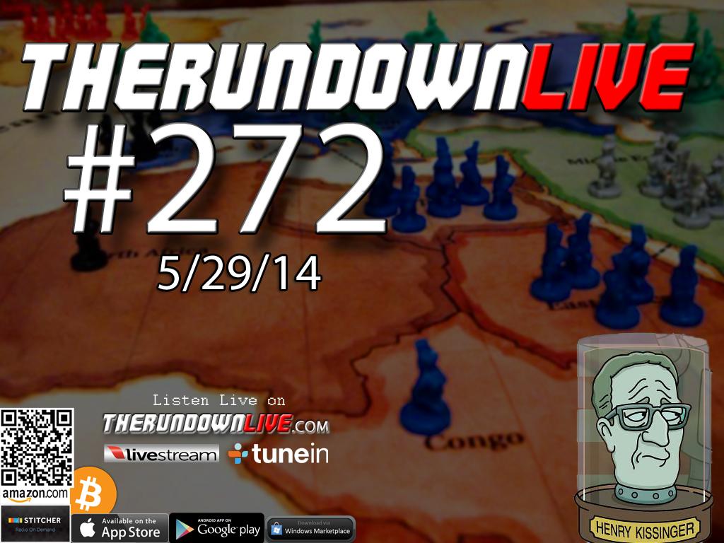 The Rundown Live #272 Open Lines (Snowden, Raids, Bilderberg)