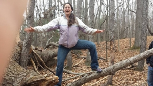 #5:  Foraging for food along the Erie Canal with April Jordan