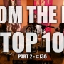 Artwork for 2018's Top 10 (Part 2)