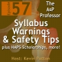Artwork for Warnings & Safety Tips in the A&P Syllabus | Episode 57