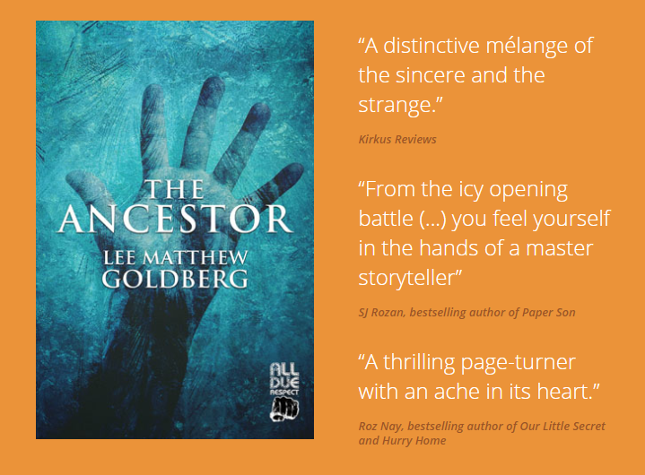 Ancestor book cover