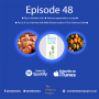 Artwork for Episode 48 - Pigs in blankets club, Satsuma appreciation society and we have Part 2 of our interview with Mike Dickson author of Our Generous Gene