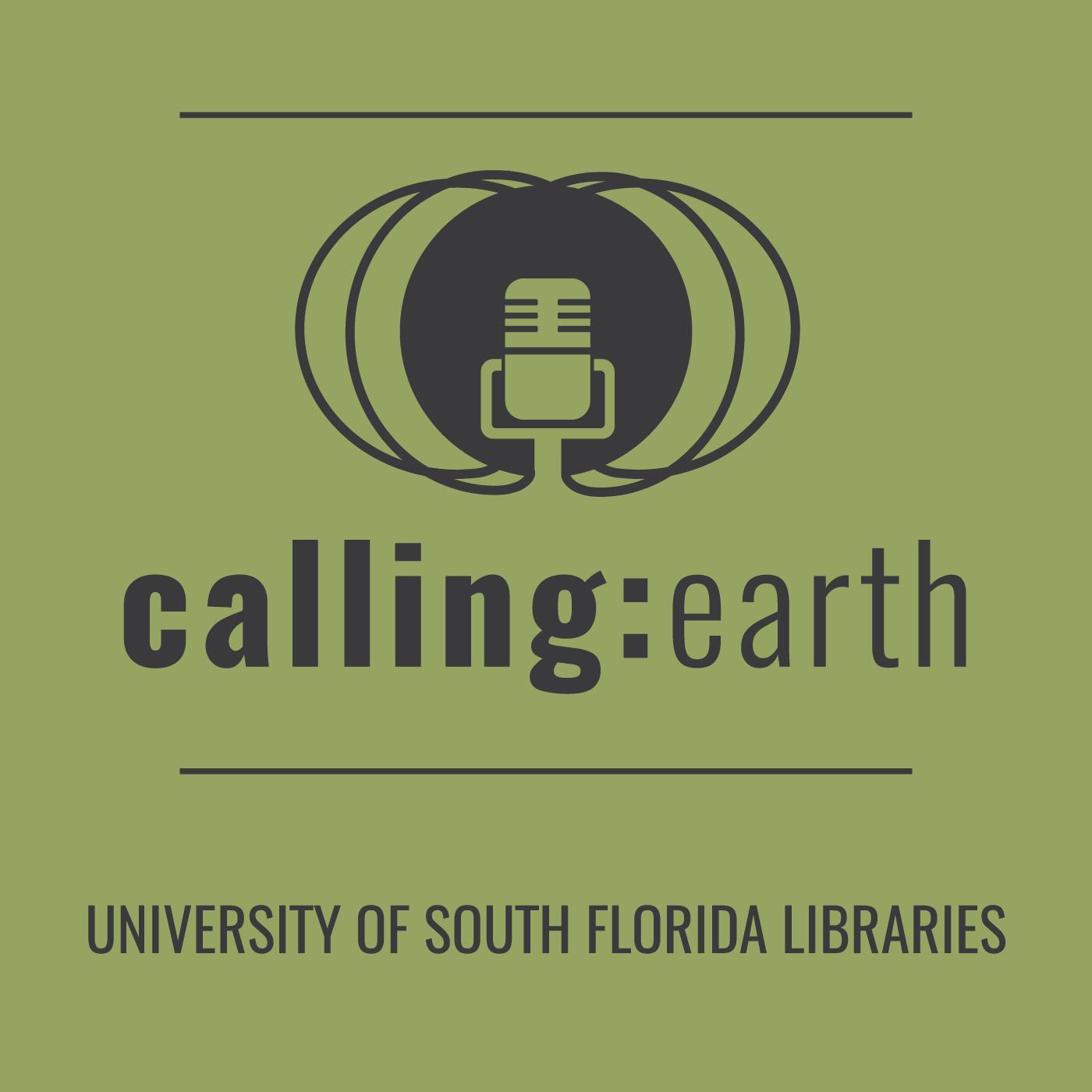 Calling: Earth #051 - Leanne Stepchinski, Ecohydrologist show art