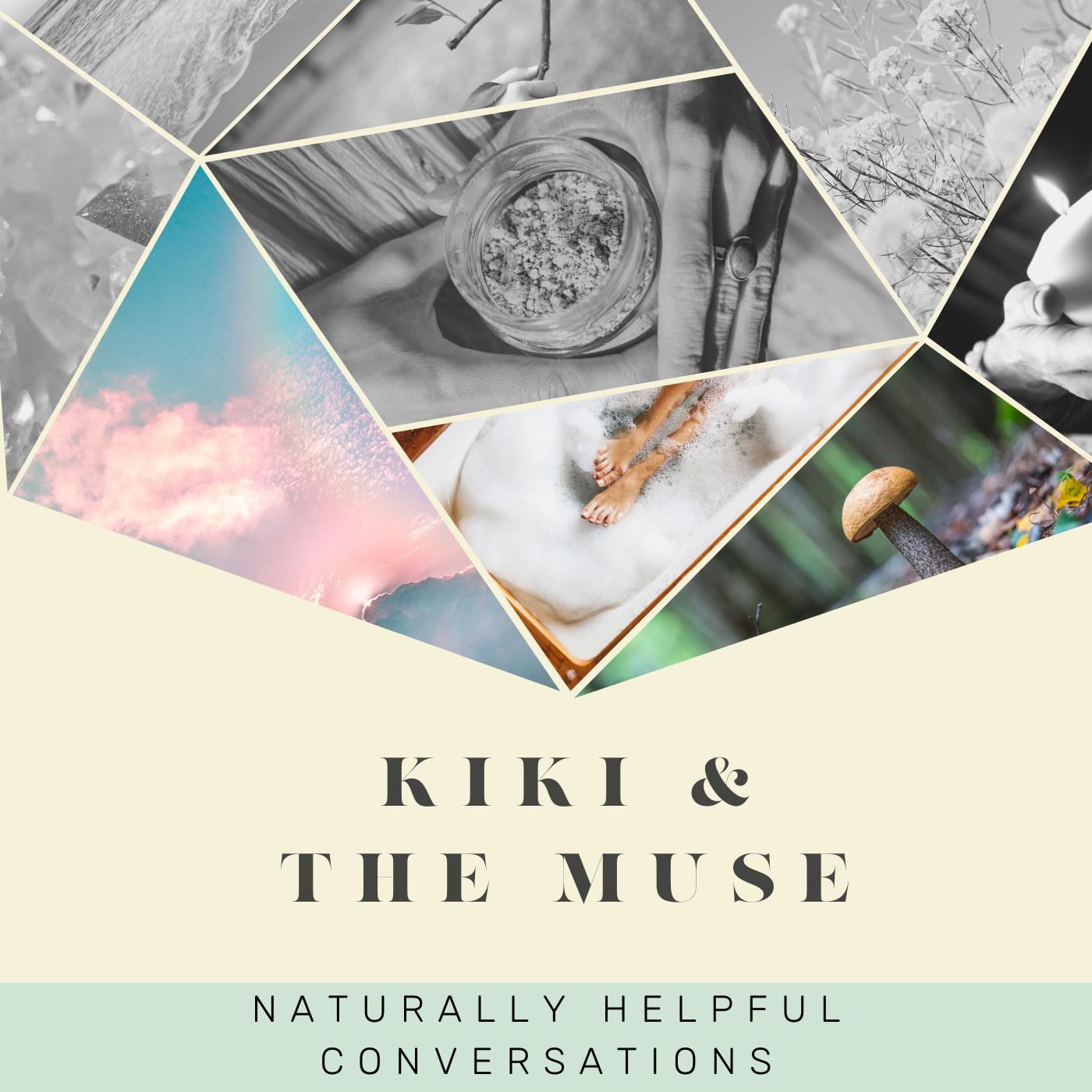 Kiki & The Muse show art