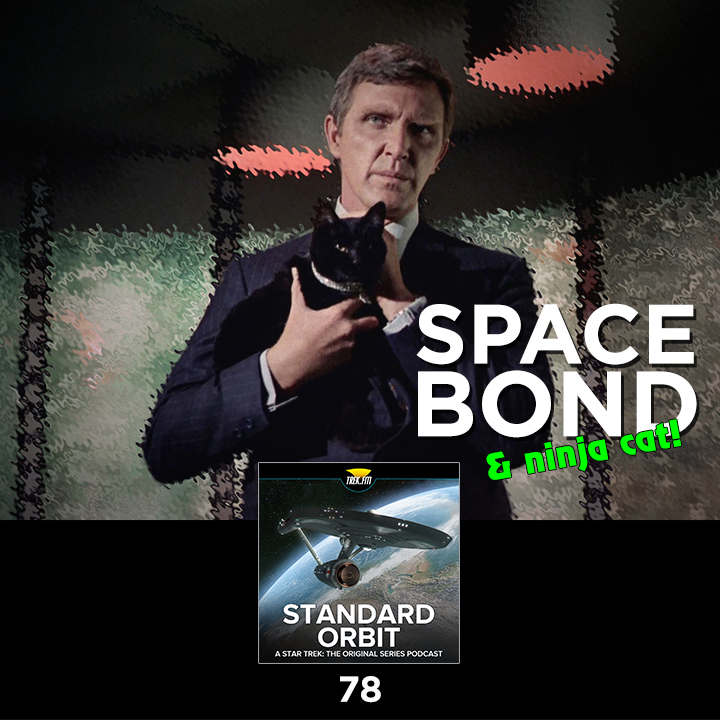 78: Space Bond and Ninja Cat