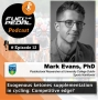Artwork for FTP #12: Mark Evans, PhD - Exogenous ketones supplementation in cycling: Competitive edge?