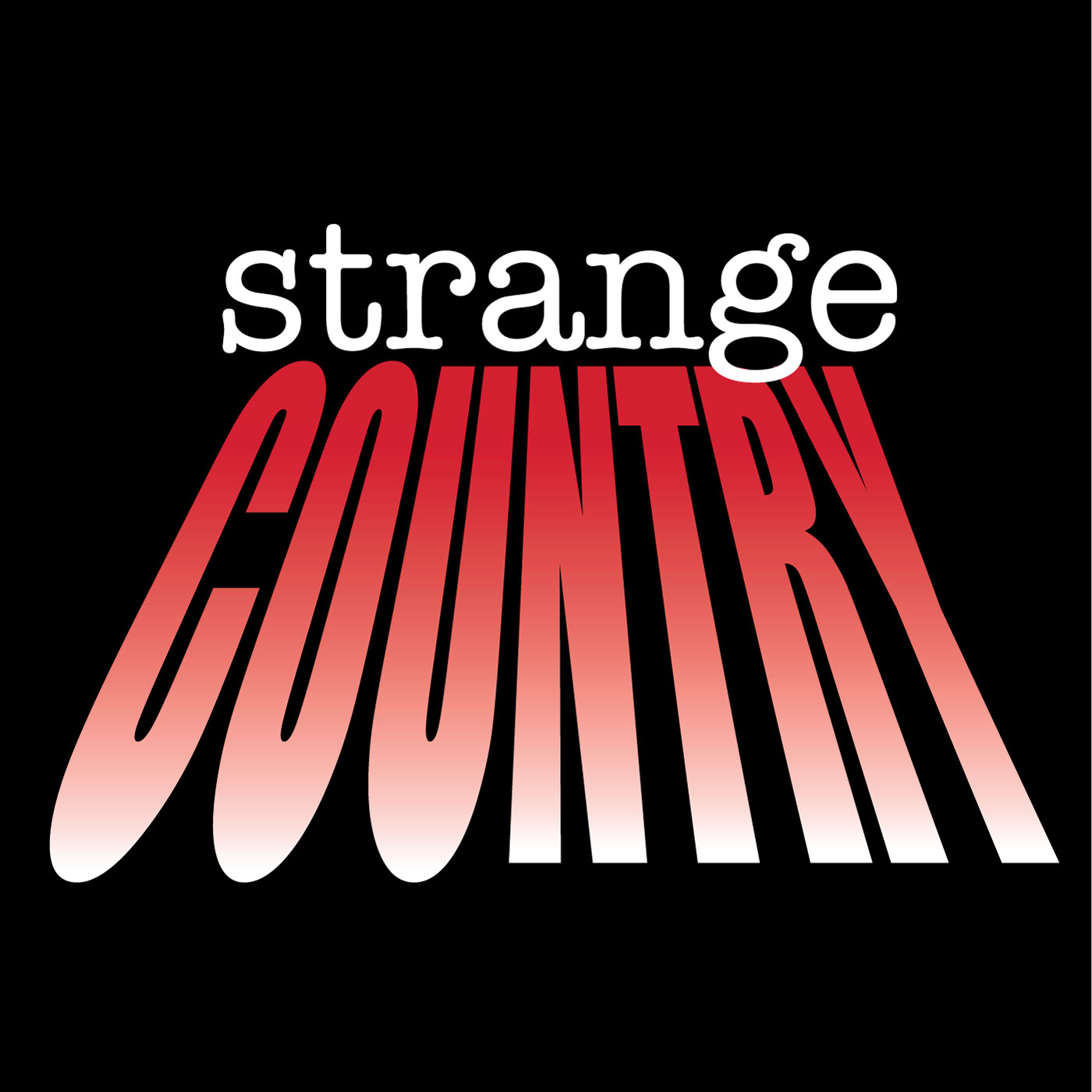 Strange Country  show art