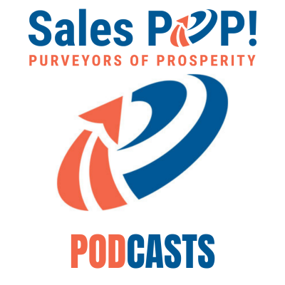 Sales POP! Podcasts show image
