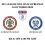 Artwork for Episode 183: Accrington Stanley vs Rochdale AFC