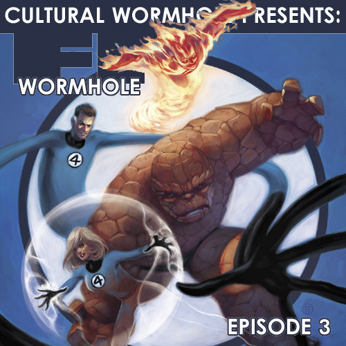 Cultural Wormhole Presents: FF Wormhole Episode 3