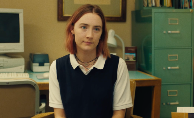 Ladybird with Saoirse Ronan and Laurie Metcalf
