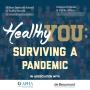 Artwork for Surviving a Pandemic: Dr. Brian Castrucci & Frank Luntz