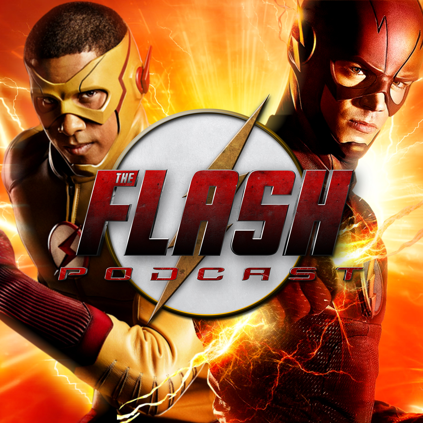The Flash Podcast Season 3 – Episode 8: Invasion!
