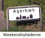 Artwork for 11.08.2018 Weekendnyhederne fra Agerbæk