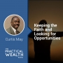 Artwork for Keeping the Faith and Looking for Opportunities - Episode 124